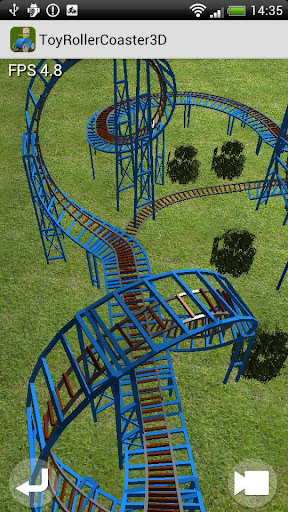 Toy RollerCoaster 3D 2.1.16 Windows u7528 2