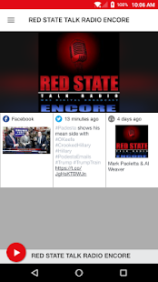 RED STATE TALK RADIO ENCORE- screenshot thumbnail