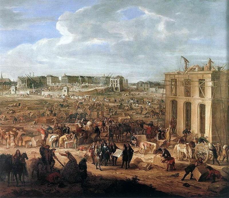Интересные факты о Версальском дворце