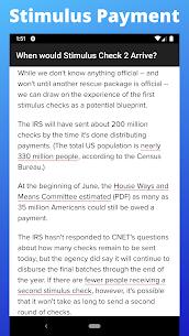 Stimulus Check App 2020 – Stimulus Check Status 4