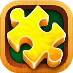 Jigsaw Puzzles Bliss Icon