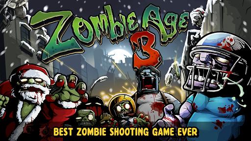 Zombie Age 3: Shooting Walking Zombie: Dead City 1.2.6 screenshots 1