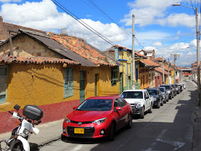 Photo: Bogotá - La Candelaria