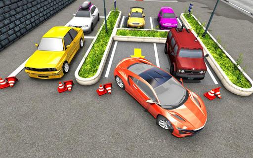 Code Triche voiture parking gloire - voiture Jeux 2020 APK MOD screenshots 3