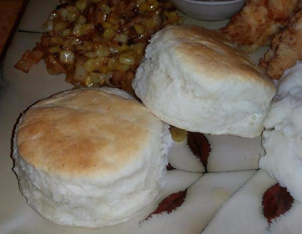 Mommoo's Buttermilk Biscuits Recipe