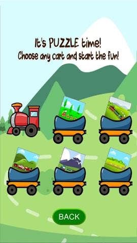 android Train Game For Kids Screenshot 2