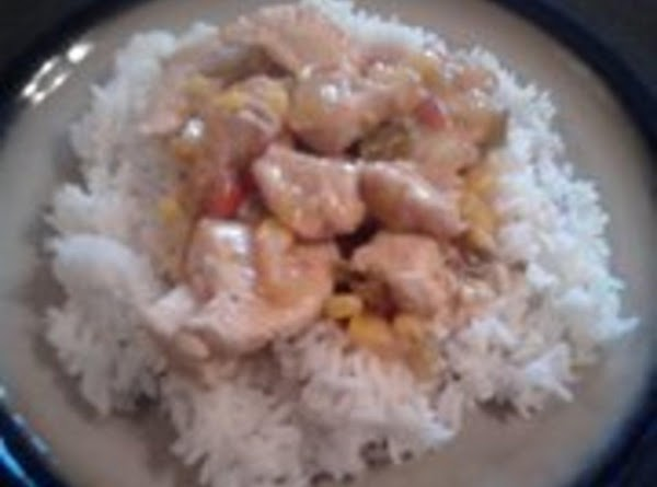 Creamy Fiesta Chicken Recipe