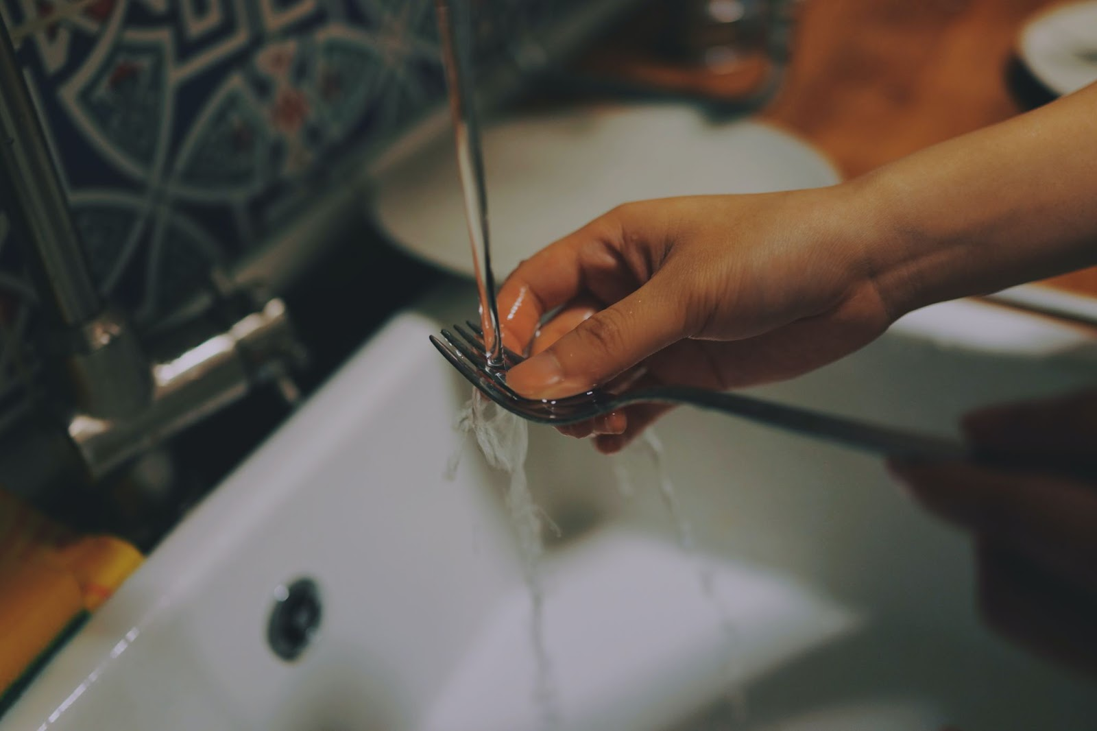 do less housework - clean as you use