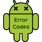 Error Codes & Fixes icon