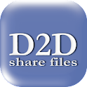 D2D - Transfer files over WIFI icon
