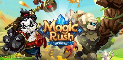 Magic Rush: Heroes captures d'écran