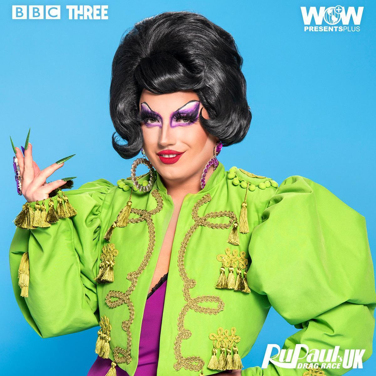 Meet the Queens of RuPaul's Drag Race UK Season 3! 29