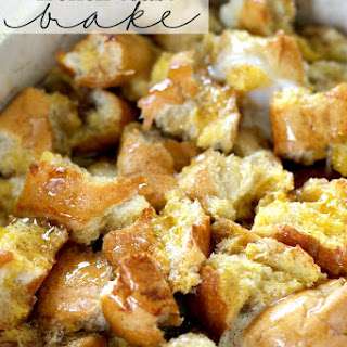 French Toast Breakfast Bake.