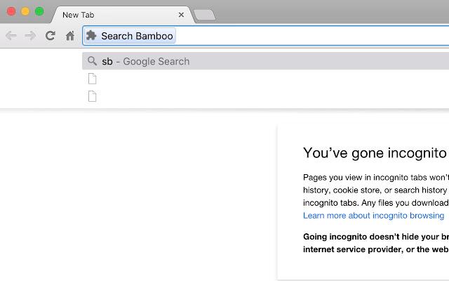 Search Bamboo