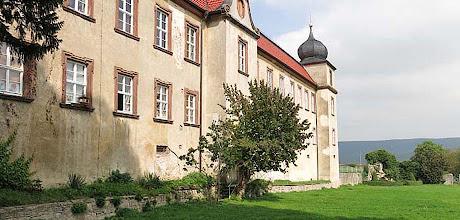 Photo: Kloster in Zella/Rhön