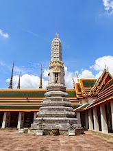 Photo: Wat Pho - Temple du Bouddha couché - Bangkok