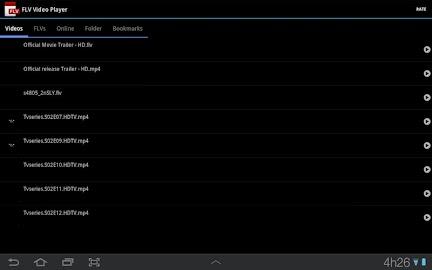 FLV Video Player Screenshot 4
