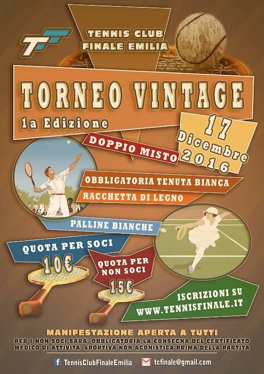 Torneo Vintage