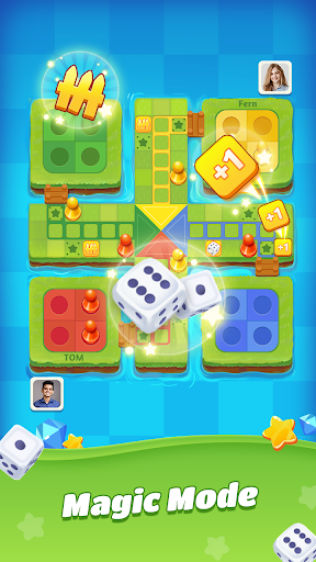 Ludo Talent u2014 Super Ludo Online Game  captures d'u00e9cran 2