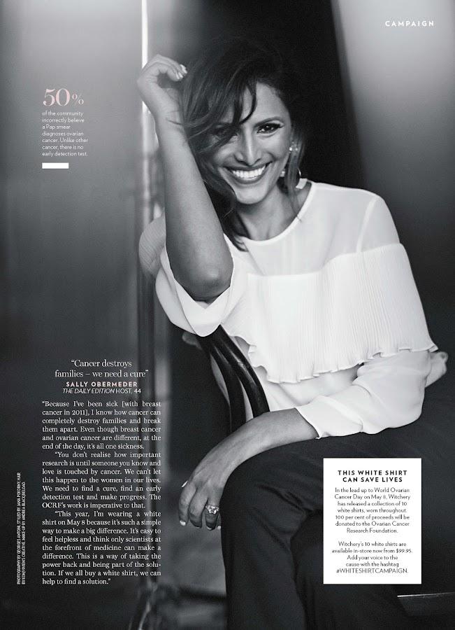 Marie Claire Australia- screenshot