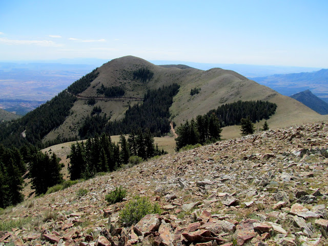 Kimble and Turner Peak