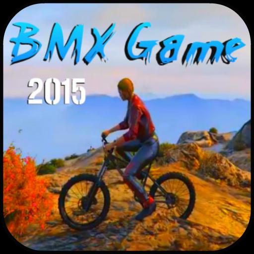 BMX Game 2015 LOGO-APP點子