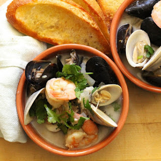Coconut Seafood Stew Recipes