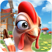 My Talking Chicken Android APK Download Free By Talking Friend