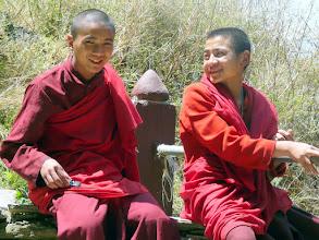 Photo: Die Bewohner von Taktshang