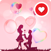 Love Romantic Live Wallpaper