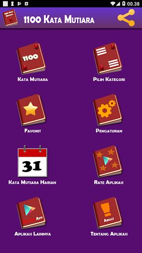 1100 Kata Mutiara 1.7.8 screenshots 10