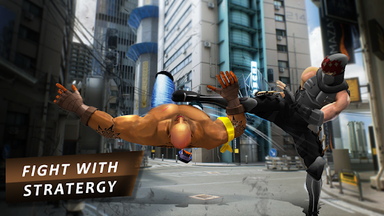 Kung fu street fighting game 2020- street fight Screenshot