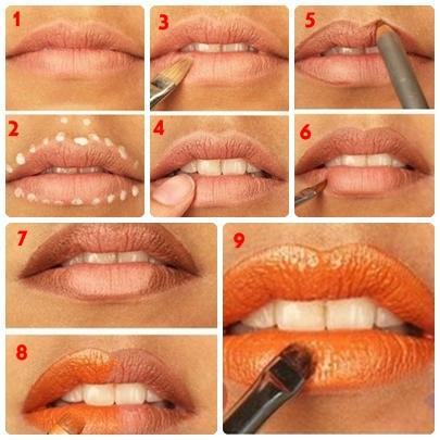 DIY Lipstick Tutorials