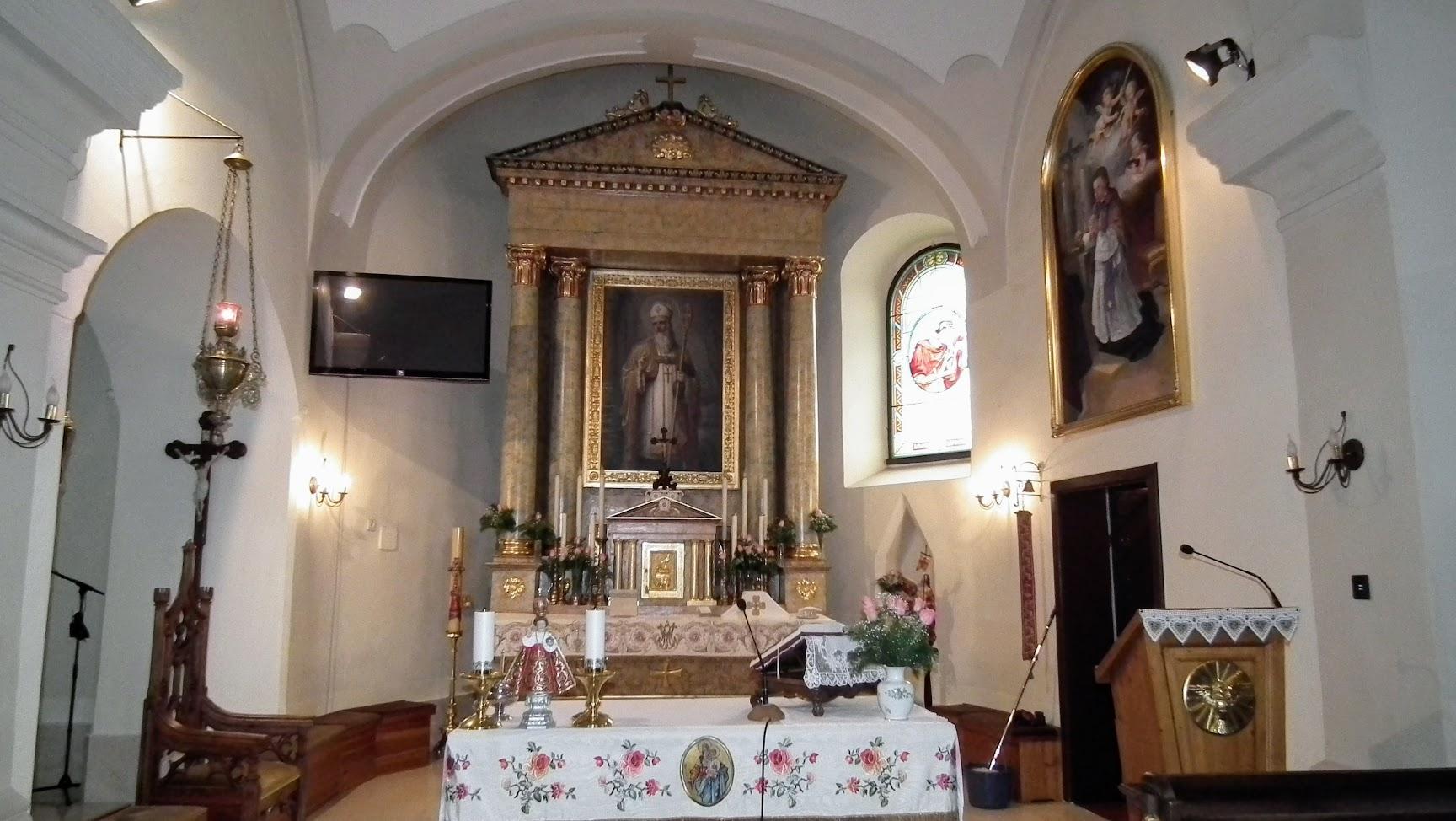 Sárvár - Szent Miklós rk. templom