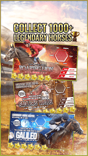Champion Horse Racing screenshots 4