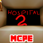 Horror in the Hospital-2 MCPE Map
