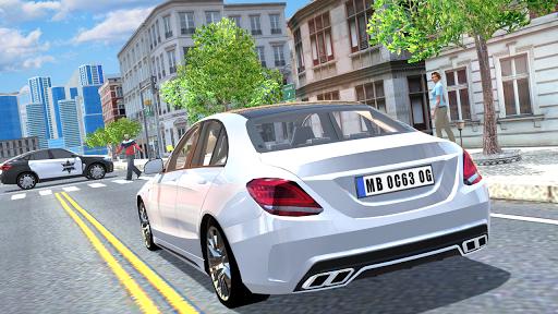 Car Simulator C63 1.70 screenshots 8