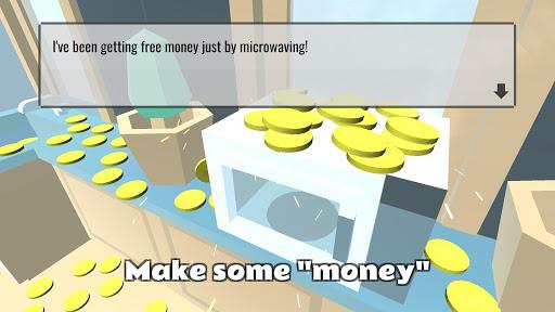 Télécharger Microwave Game – Microwave Simulation + Storyline! apk mod screenshots 5