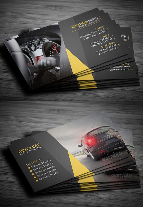 Скриншот Business Card Design