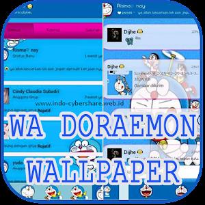 Wallpaper Doraemon Wa - Bakaninime