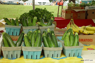 Photo: Farmers Market, Celebration, FL
