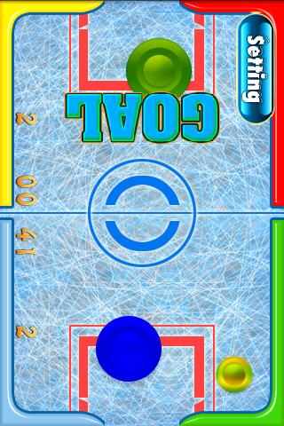 Скриншот Ice Hockey Age
