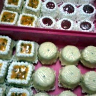 Mini Dessert Cakes Recipes