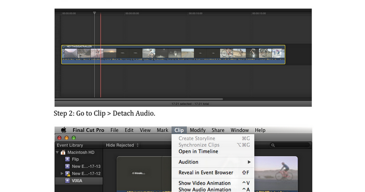 Detaching and reattaching audio from video google docs ccuart Gallery