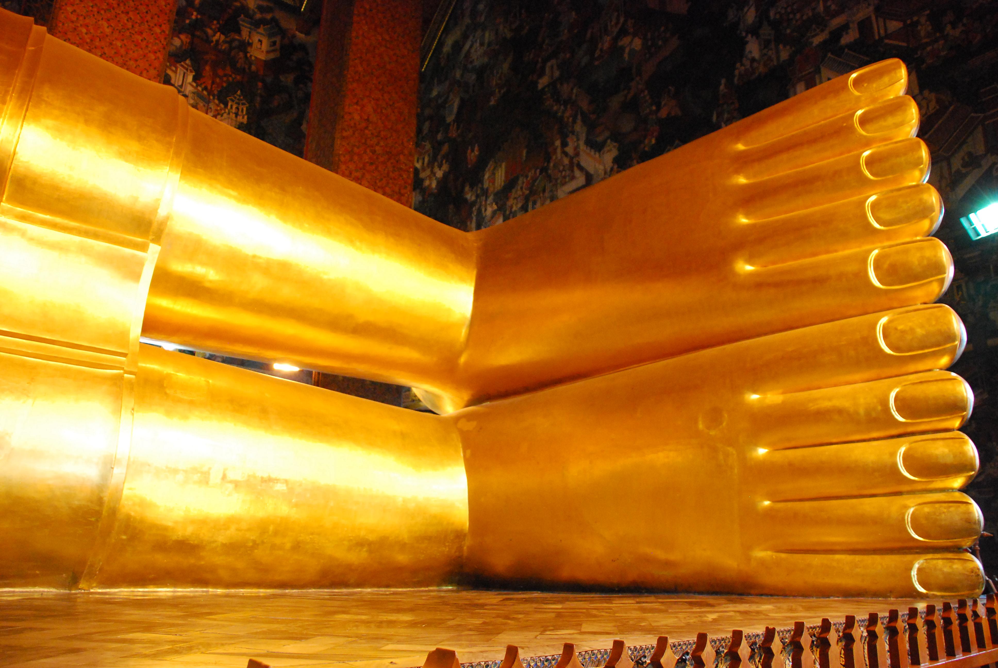 Thailandia: tempio Wat Pho - Bangkok di zibadrona