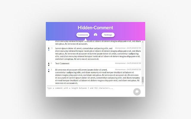 Hidden-Comment