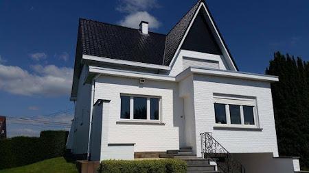 Binnen- en buitenschilderwerken Binkom - Buitenschilderwerken Binkom, schilderen ramen en muren