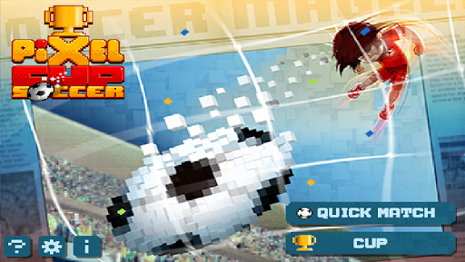 Pixel Cup Soccer  screenshots 12