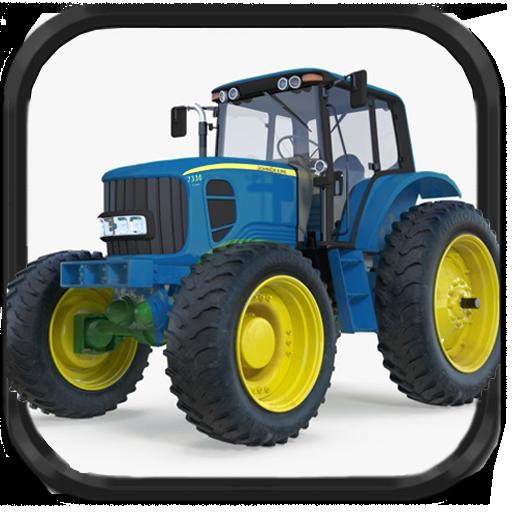 Tractor Driver Cargo Simulator
