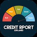 Credit Report icon